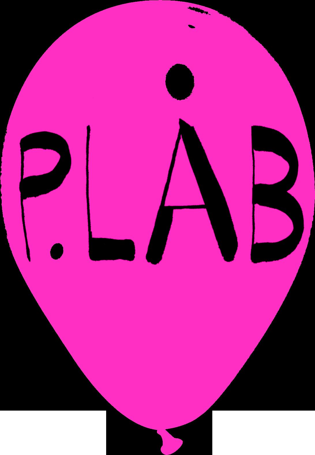Balloon Logo pink