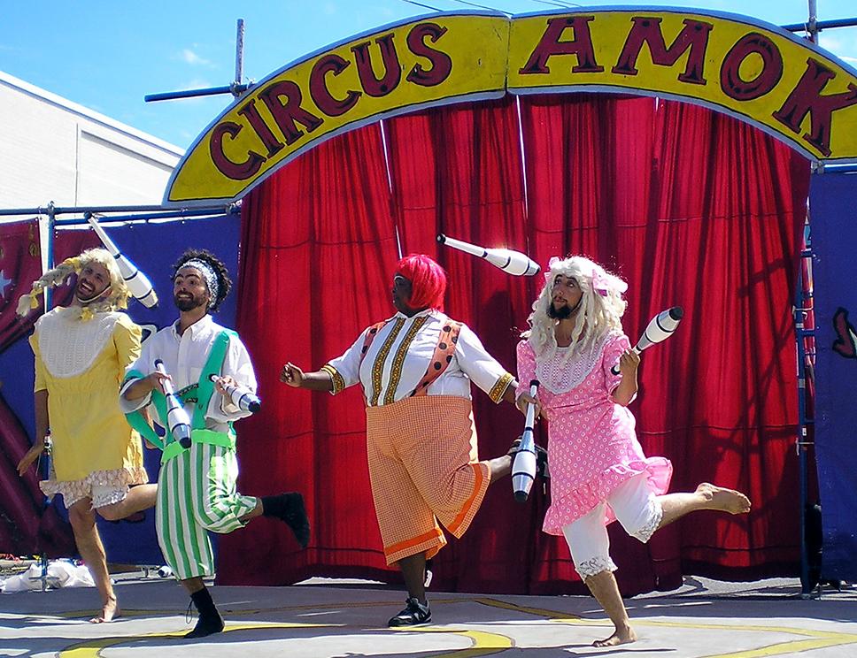 Circus Amok1